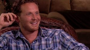 Cole Hauser with Cass Warner